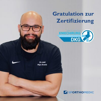 Sporthomedic_social_media_facebook_post_gratulation_zertifizierung